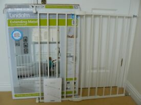 Lindam Extending Metal Stair Gate