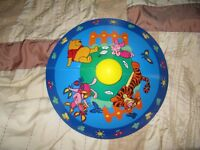 Winnie the Pooh ceiling lamp shade