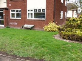 A spacious ground floor 2 bedroom apartment in the village of Edingale,Nr to lichfeild and tamworth