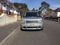 Land Rover Range Rover 4.4 HSE 2004 FACELIFT model (54 Plate) 76600 miles + Service History