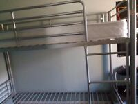 Metal bunkbeds for sale
