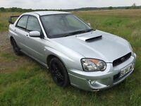 2004 Subaru Impreza WRX Turbo UK, full MOT, 112k, fsh, PRICE DROP!