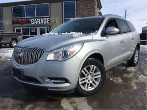 2014 Buick Enclave Convenience REAR PARKING ASSIST ROOF RAIL/RAC