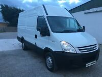 08 iveco daily mwb