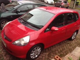Honda Jazz Hatchback MK 1 Facelift 1.4 i-DSI SE 5dr Quick sale!