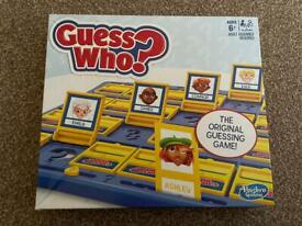 Hasbro Guess Who Game - Brand New