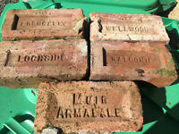 Named colliery's bricks