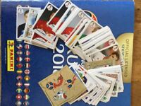 PANINI WORLD CUP STICKERS TO SWAP BY POST