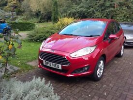 FORD FIESTA 1.2 ZETEC VERY LOW MILLAGE