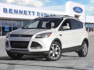 2015 Ford Escape AWD-TITANIUM-LEATHER