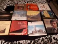 SELECTION OF 11 LP'S MOVE THEMES, CLASSICAL, CHRISTMAS MUSIC