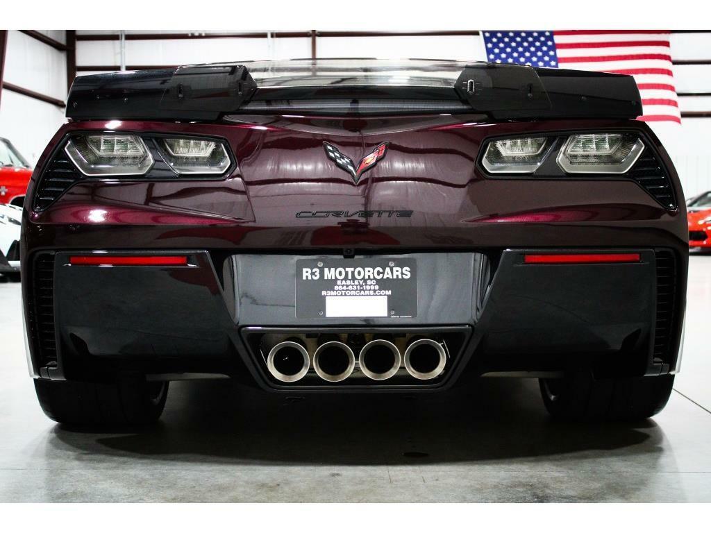 2017 Black Chevrolet Corvette Z06 2LZ | C7 Corvette Photo 4