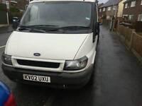 Ford transit van t260 spares and repair