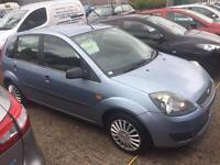 Ford Fiesta 1,2,climate low miles 5 dr facelift