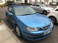 SAAB 9-3 CONVERTIBLE, DIESEL, AUTOMATIC. SELL OR SWAP