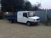 ldv tipper diesel 2001