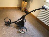 Motocaddy S1 Lite Push Trolley