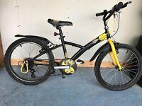 Kids Mountain Bike. Btwin (Decathlon)