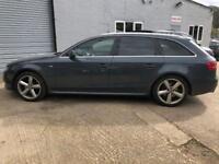 Audi A4 Avant 2.0L TDI S Line