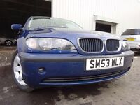 💥 53 BMW 3 SERIES 1.8 MANUAL,MOT NOV 017,2 OWNERS FROM NEW,FULL SERVICE HISTORY,VERY RELIABLE CAR