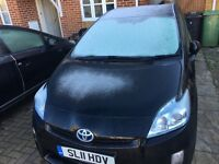 Uk Model 1owner Toyota Prius t Spirit quick sale ready to driver pco registered excellent condition