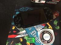 Psp no charger but working spare r repair