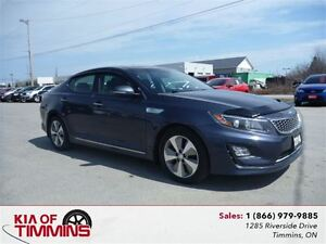 2014 Kia Optima Hybrid EX Rear Camera Panoramic Sunroof