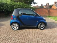 SMART FORTWO 1.0 PULSE, 1PREVIOUS OWNER, SERVICE HISTORY, £30 ROAD TAX/YEAR