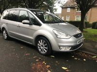 7 Seater!! Ford Galaxy Ghia Automatic Diesel 2.0