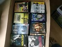 Dvds all mixture