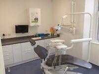 Part-time dentist