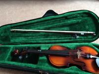 Antoni Debut ACV33 1/4 size Violin