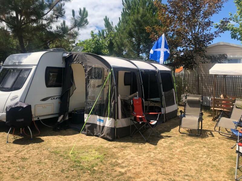 Caravan Awning Kampa Rally Pro 390  for sale  Clydebank, West Dunbartonshire