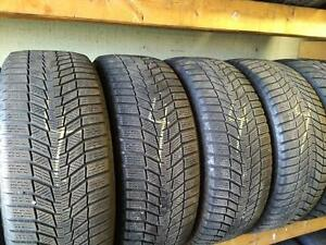 215/55R/17 - CONTINENTAL WINTER CONTACT SI 215/55R17 WINTER SNOW TIRES FULL SET OF 4 215/55/17 STOCK# T4