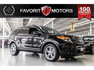 2015 Ford Explorer LIMITED Sunroof, Navigation, Leather