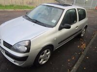 Renault clio 1.2 petrol 51plate all parts avail