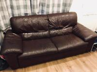 3 seat sofa and armchair