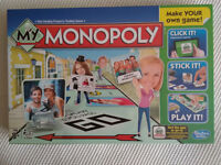 My Monopoly board game (Brand new)