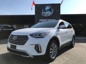 2017 Hyundai Santa Fe XL Limited Finance Now! 7 Passenger Tows 5