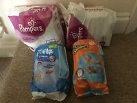 Nappies size 5