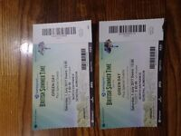 Green Day - Hyde Park Calling, 1st July, 2 Tickets