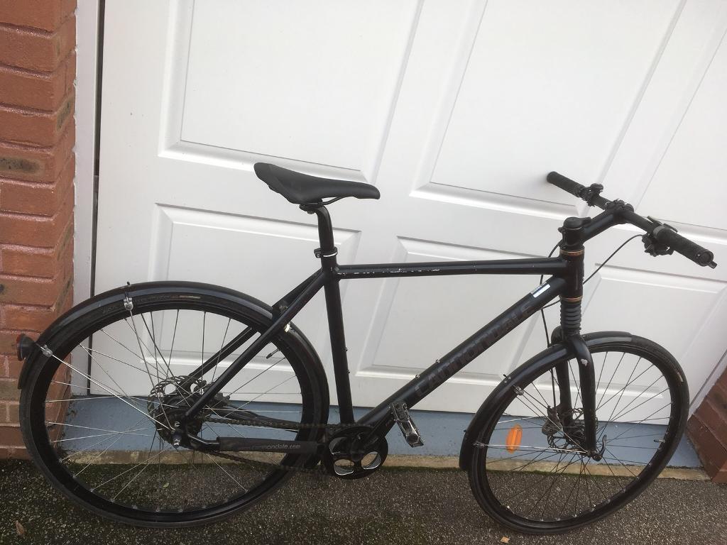 Canondale Badboy Hybrid bike bicycle
