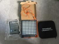 Novation midi launchpad