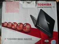 Thosiba NB200 laptop