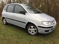 HYUNDAI MATRIX - LOW MILES - 1 OWNER - FULL SERVICE HISTORY - LIKE NEW