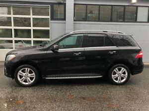 2012 Mercedes-Benz M-Class ML 350 4MATIC! Loaded! Easy Approvals