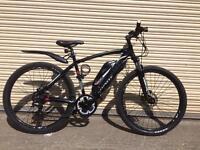 Coyote Edge 650B Electric Mountain Bike E bike