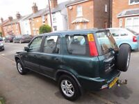 RELIABLE WORKHORSE! Motor will go on for ever, loads of interior space plus tow-hitch