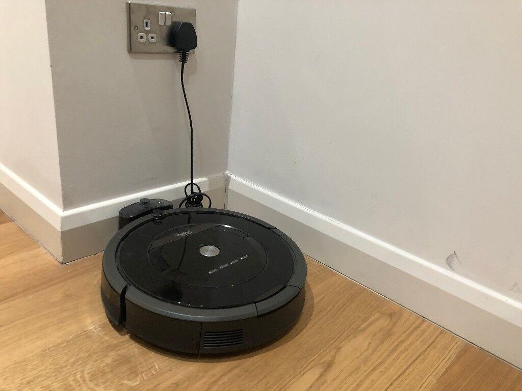 iRobot Roomba 880 Vacuum Cleaning Robot - Pet & Allergy | in Clapham  Common, London | Gumtree