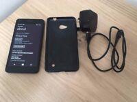 Microsoft lumia 640 LTE black (sim free) unlocked phone